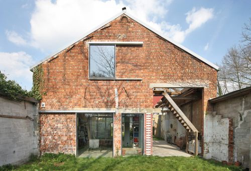Patijn House / Caroline Lambrechts & Machteld D'Hollander