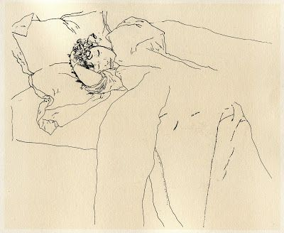 Sketchbooks: David Hockney