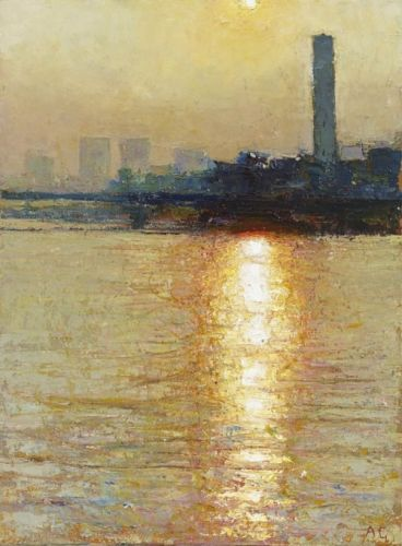 Paintings by Andrew GiffordAndrew Gifford