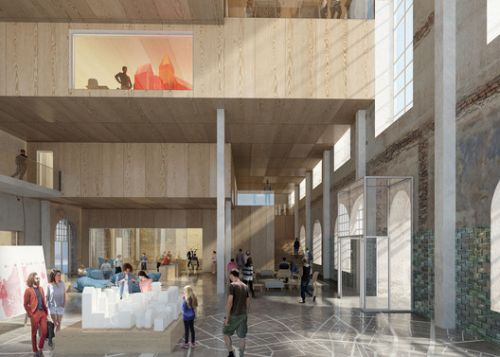 ADEPT Wins Competition to Design New City Museum for Berlin