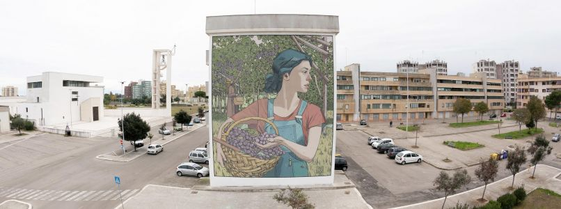 VIKTORIA by Dimitris Taxis in Lecce, Italy