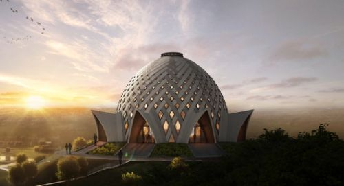 Images Released for Bahá'í House of Worship in Papua New Guinea