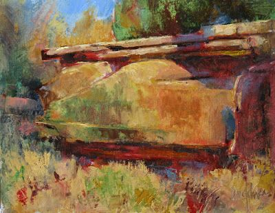 Pastel-to-Oil: Moving to Your Second Medium