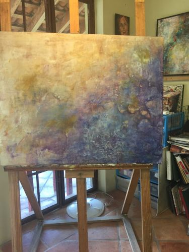 An Encaustic and Cold Wax Adventure