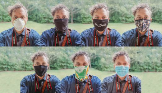 Photographer Tests the Best Masks for Working During the Pandemic