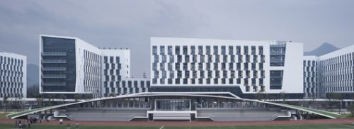 Zhejiang Conservatory of Music Student Apartments / gad + GLA