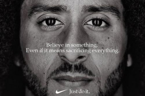 Who Photographed that Colin Kaepernick Nike Image?