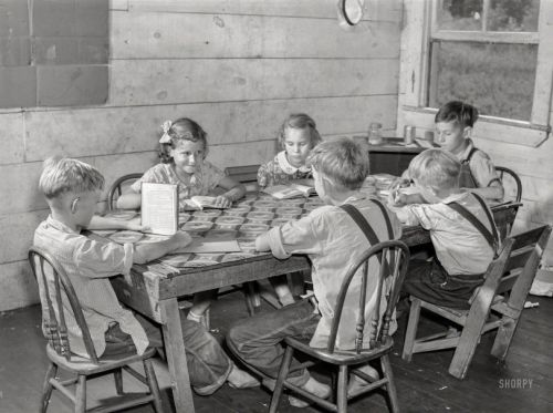 Well-Read Schoolhouse: 1940
