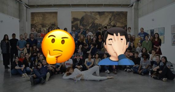 Art School Photoshops White Students Into Black Ones in Ad Photo