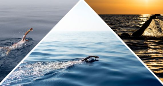 These Photos Document an Incredible 28-Hour, 62-Mile Open-Water Swim