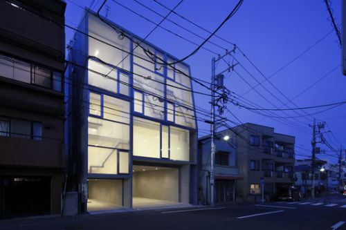 Seven Blocks / studio M architects