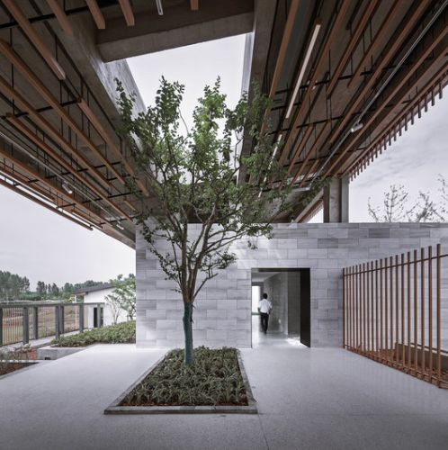 Dou Shan Yi Reception Hall / UAO
