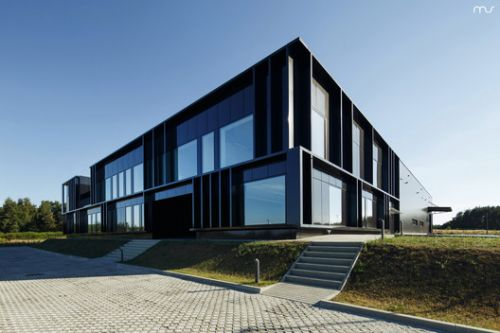 PIVEXIN Technology HQ / MUS Architects
