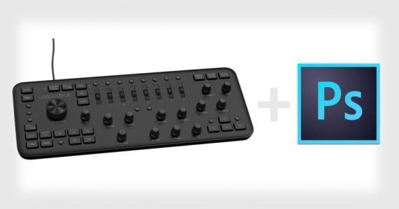 Loupedeck Can Now Be Used for Photo Editing in Photoshop