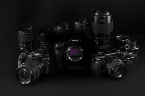 Huge Fuji GFX Firmware Update Adds RAW Video, Improved AF, and More