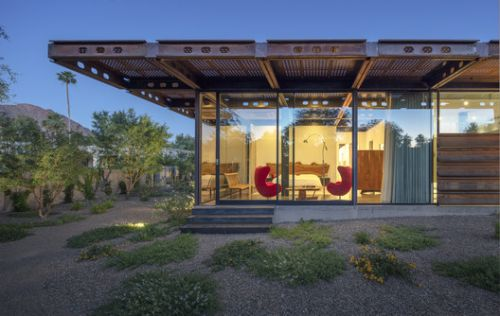 Arizona Courtyard House / Optima DCHGlobal