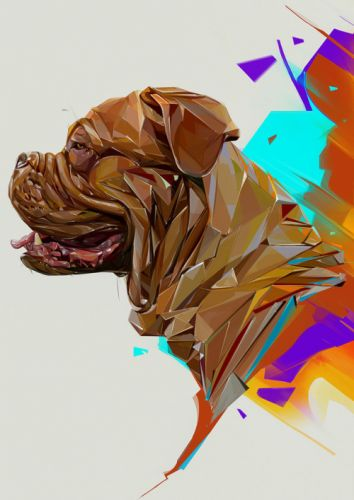 Cubism Meets Graffiti in Works of Denis GoncharDenis Gonchar is