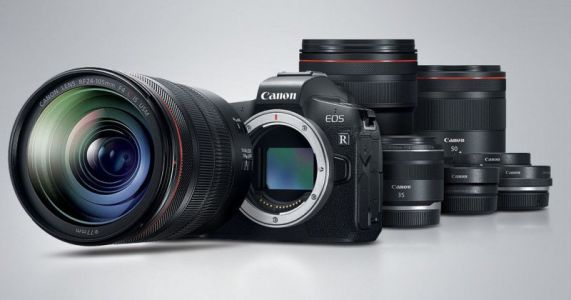 Canon Already Has 22% of Full-Frame Mirrorless Sales in Japan