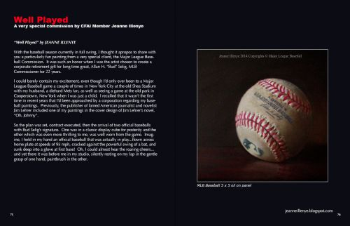 MLB commission baseball for Bud Selig