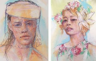WOMEN IN HATS - Upcoming Show at Patrician Design by Susan Roden