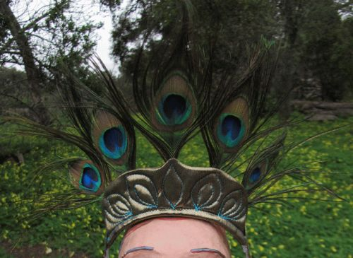 Hera's Headdress