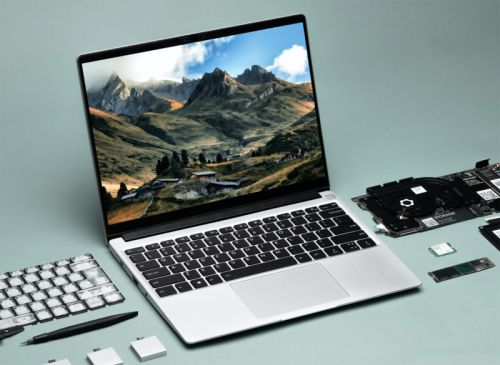 This Startup Has Developed a Modular, Upgradeable, Repairable Laptop