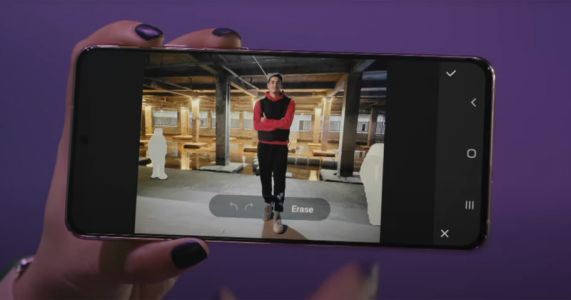 Samsung's Object Eraser Can Automatically Remove People From Photo Backgrounds
