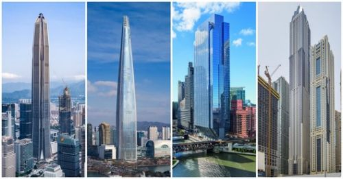 The Results Are In: 2017 Was Another Record-Breaking Year for Skyscrapers
