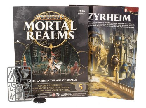 Review: Issue 5 Mortal Realms Magazine