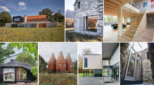 RIBA Announces Longlist of UK's 2021 House of the Year Awards