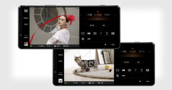 Sony's Xperia 1 II Smartphone Borrows Real-Time Eye AF, 20fps, and More from the Sony a9