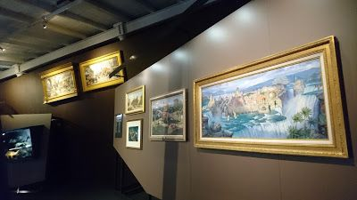 Dinotopia Paintings in Denmark
