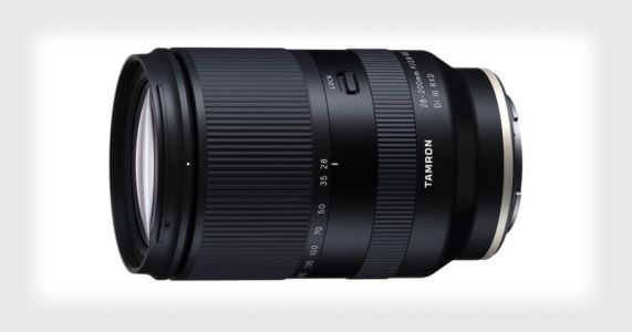 Tamron's 28-200mm f/2.8-5.6 is the First All-in-One Zoom to Start at f/2.8