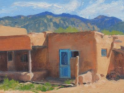 Taos Shadows