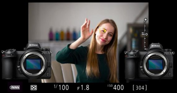 Nikon Z6/Z7 Eye AF is Out: Here's How it Compares to Sony and Canon