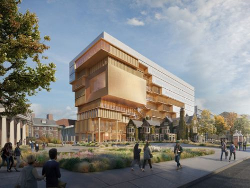 Diller Scofidio + Renfro Reveal New Design for University of Toronto