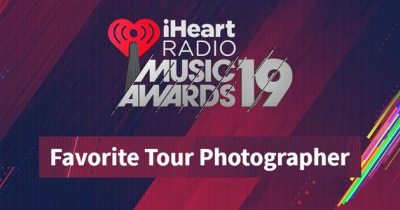 IHeartRadio Music Awards Adds 'Favorite Tour Photographer' Category