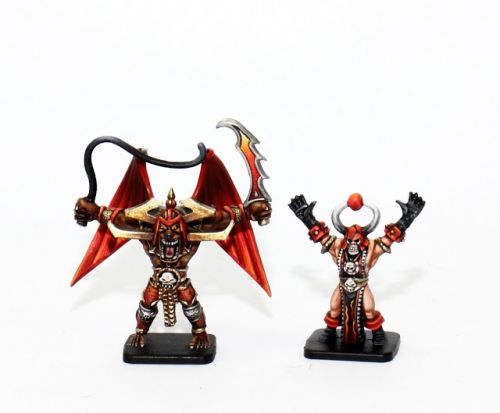 Showcase: Heroquest Villains
