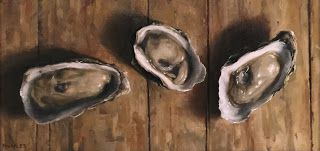 Three Oysters