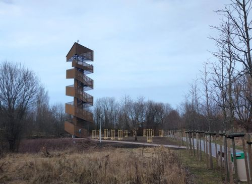 Lookout Tower in Poznań / Toya Design