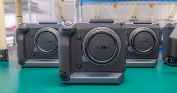An Inside Look at How the Fujifilm GFX 100 Was Born