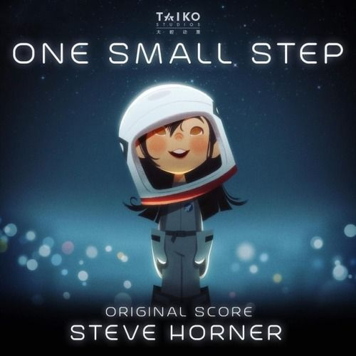"""The """"One Small Step: Original Score"""" by composer"""