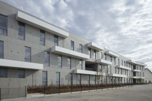 Hara Hospital - South building / K+S Architects + Nobuya Kashima + Aya Sato