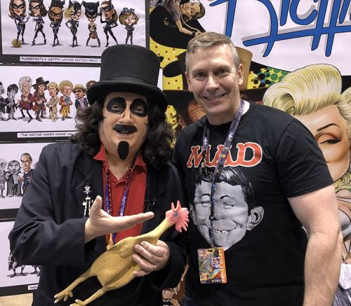 Monday MADness: Svengoolie!