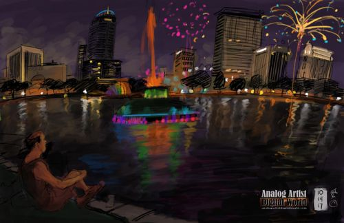July 4th Fireworks Guide for Central Florida