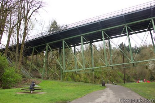 September Sketchcrawl - Sept. 21: Thurman Bridge and Macleay Park