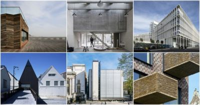 2017 RIBA Stirling Prize Shortlist Announced for UK's Best New Building
