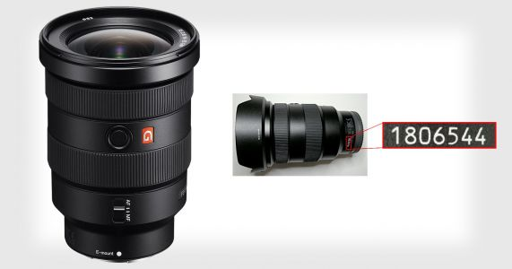 Advisory: Some Sony 16-35mm f/2.8 GM Lenses are Causing Cameras to Malfunction