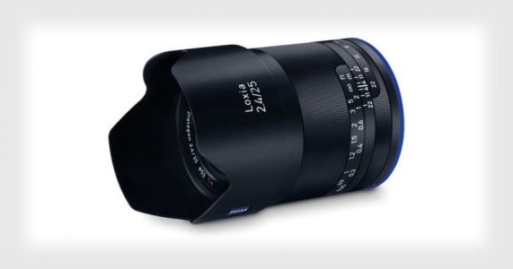 Zeiss Unveils the Loxia 25mm f/2.4 Lens for Sony Mirrorless