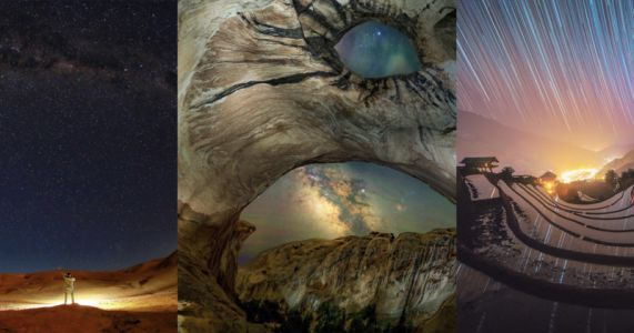 This is the People's Choice for Astronomy Photographer of the Year
